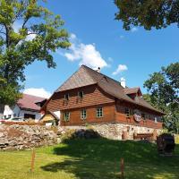 Bruckneruv Dum, отель в городе Прашилы