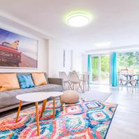 Cosy and Colorful apartment Szentendre