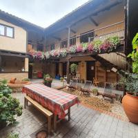 Albergue El Encanto, hotel in Villares de Órbigo