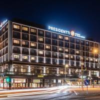 Original Sokos Hotel Presidentti Helsinki, отель в Хельсинки