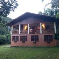 Sítio Canto das Águas, hotel in Guajuru