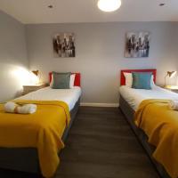 Bakewell House - Huku Kwetu Notts - 3beds 6ppl