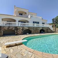 Seaview villa Marlau