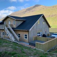 Lokk-Inn Apartments, hotel in Norðdepil