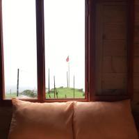 Ayrık vadi dağ evi