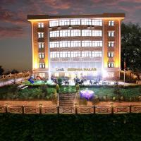 SAFRAN GERMİA PALaS, hotel in Bostanbükü