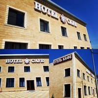 Hotel Cafe Tourist, отель в городе Krymsk