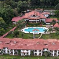 Hotel Martino Spa and Resort, hotel in Alajuela
