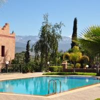 Le Beau Site Ourika, hotel in Aghmat