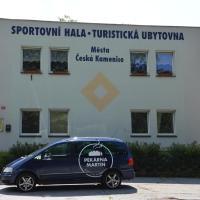 Sportcetrum s ubytováním, hotel v České Kamenici