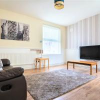 Lovely Liverpool apartment sleeping 3 guests w/ parking and mins walk from train station