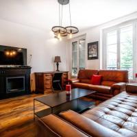 Appartement spacieux à 10 minutes de Paris