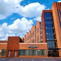Manufactura Design-Hotel, hotel in Khodosovka