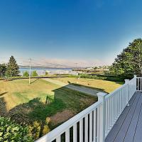 New Listing! Waterfront Retreat with Ocean Views home