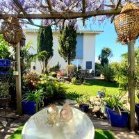 Chambre et jardin, hôtel à Bayonne
