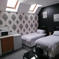 Self-contained flat with private facilities