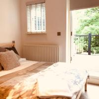 Double Room at Riverside Location