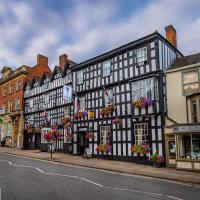 The Feathers Hotel, Ledbury, Herefordshire