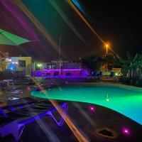 Paraiso villas, hotel in Playa Paraiso