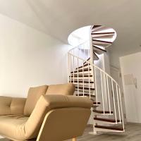 Spiral Stairs Duplex
