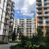 Warsaw - Aparts Konstruktorska