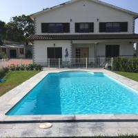 Villa with 4 bedrooms in Maxial with wonderful mountain view private pool and enclosed garden 24 km from the beach