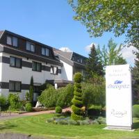 Hotel Dreispitz, отель в городе Хофхайм-ам-Таунус