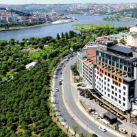 Mövenpick Istanbul Hotel Golden Horn, hotel in Istanbul