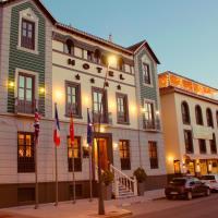 Casa del Trigo, hotel cerca de Aeropuerto Federico García Lorca de Granada-Jaén - GRX, Santa Fe