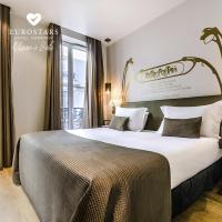 Exe Panorama, viešbutis Paryžiuje