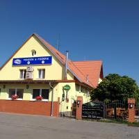 Penzion Kometa, hotel v destinaci Pasohlávky