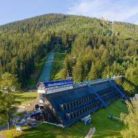 Hotel Skicentrum – hotel w mieście Harrachov