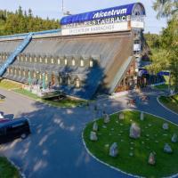 Hotel Skicentrum, отель в Гаррахове