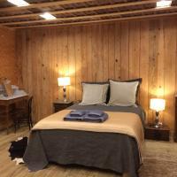 Chambre spacieuse et atypique dans maison bois BBC