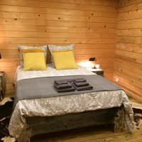 LA BRASSERIE Charmante chambre atypique dans maison bois BBC