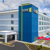 Home2 Suites By Hilton Columbia Southeast Fort Jackson, hotel in Columbia