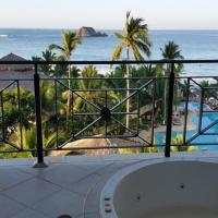 Beachfront Bay view grand residential 3 beds