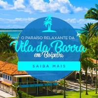 Pousada Vila da Barra, hotel na Ilha de Boipeba
