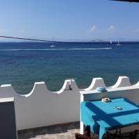 Cavos beach studios, hotel in Megalochori