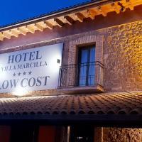 HOTEL VILLA MARCILLA, hotel em Marcilla