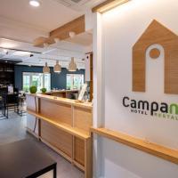 Campanile Hotel & Restaurant Liège / Luik, hotel in Liège