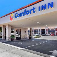 Comfort Inn Near Old Town Pasadena in Eagle Rock CA, viešbutis Los Andžele
