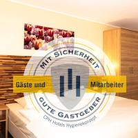 City Partner Central-Hotel Wuppertal, hotel in Wuppertal