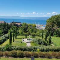 LA FREGATE, hotel in Thonon-les-Bains