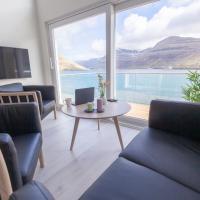 Panorama boathouse, hotel in Klaksvík