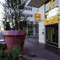 Première Classe Lyon Centre Gare Part Dieu, hotel in Lyon