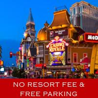 Best Western Plus Casino Royale - Center Strip, hotel in Las Vegas