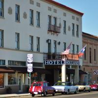 The Holland Hotel, hotel v destinaci Alpine