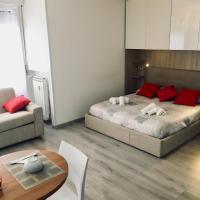 Monolocale 4 posti letto, hotel en Favaro Veneto