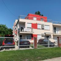 Veritas Apartment Zamárdi, hotel Zamárdin
